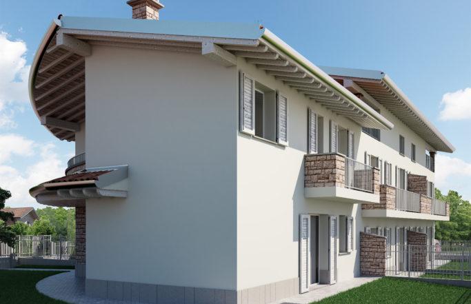 Nuovo fabbricato residenziale